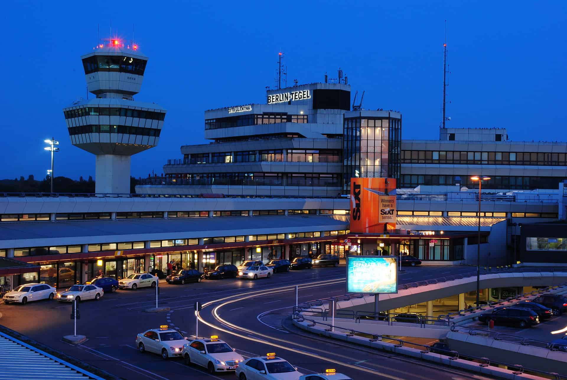 Berlin Tegel Airport Duty Free