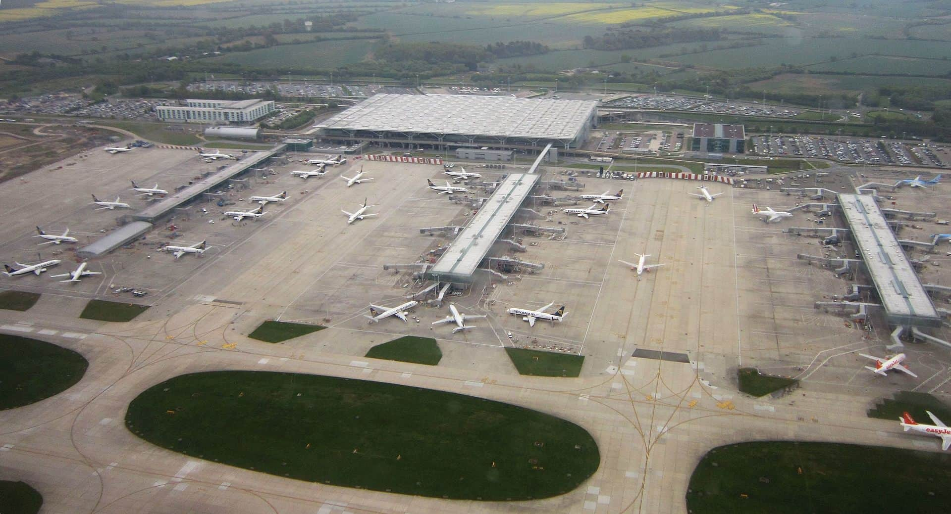 Stansted Airport Duty Free Featured Image
