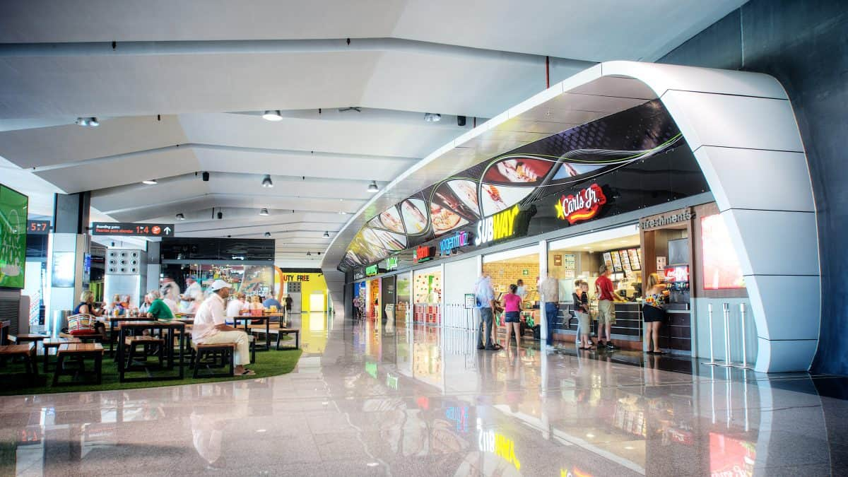 San Jose Airport Duty Free Featured Image