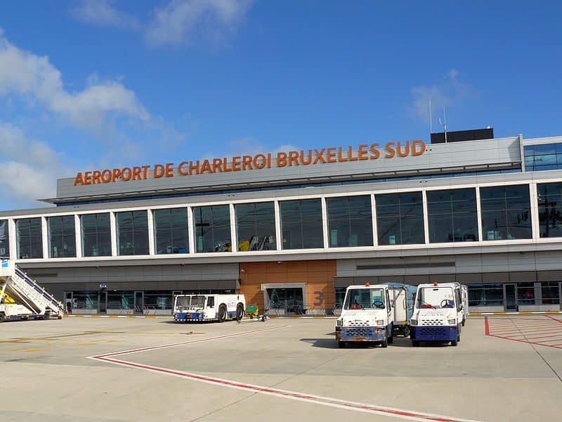 Brussels South Charleroi Airport Duty Free