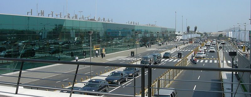 Jorge Chávez Airport Duty Free Featured Image