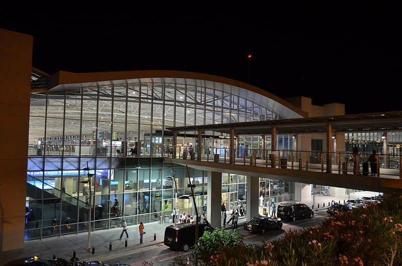 Larnaca Airport Duty Free Featured Image