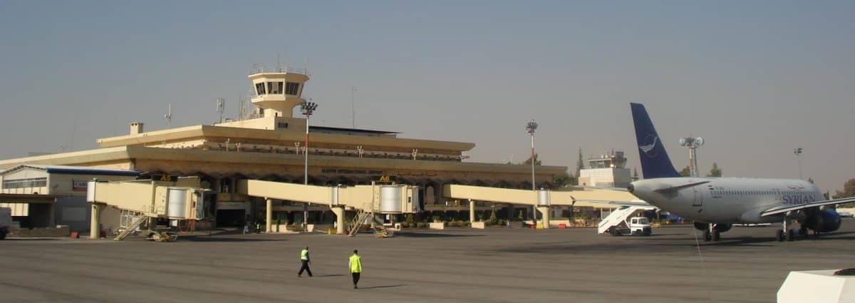 Aleppo Airport Duty Free Featured Image