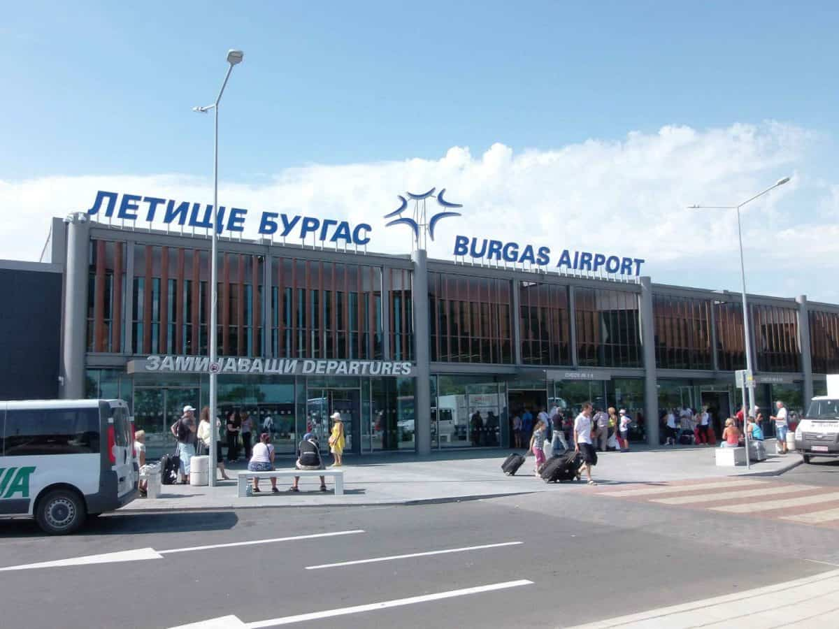 Burgas Airport Duty Free Boj S Shopping Guide
