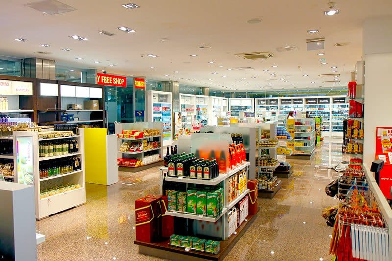 Zagreb Airport Duty Free Zag S Shopping Dining Guide