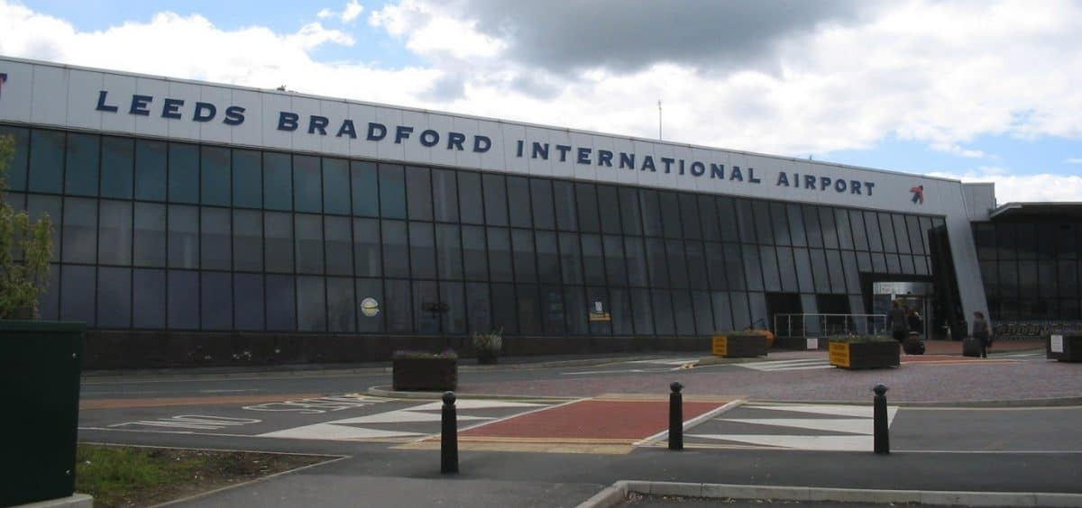 Leeds Bradford Airport Duty Free Featured Image
