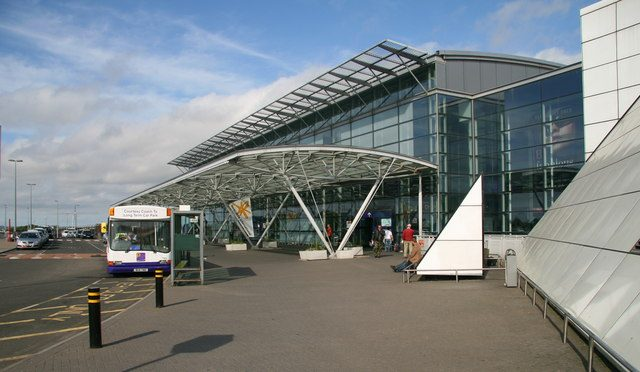 Newcastle Airport Duty Free Featured Image
