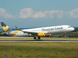 Thomas Cook Airlines duty free shopping