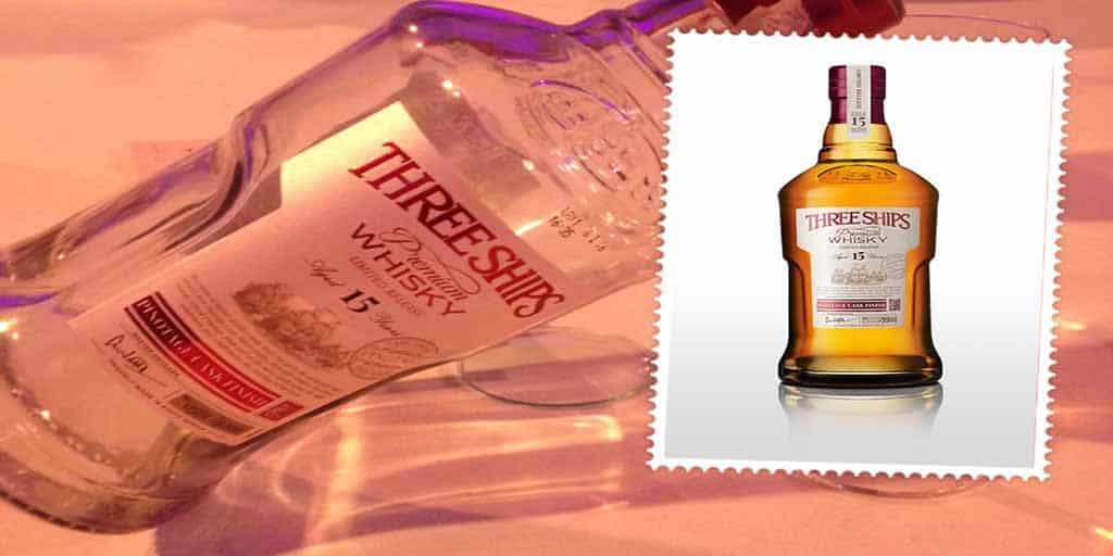 Pinotage Cask whiskey