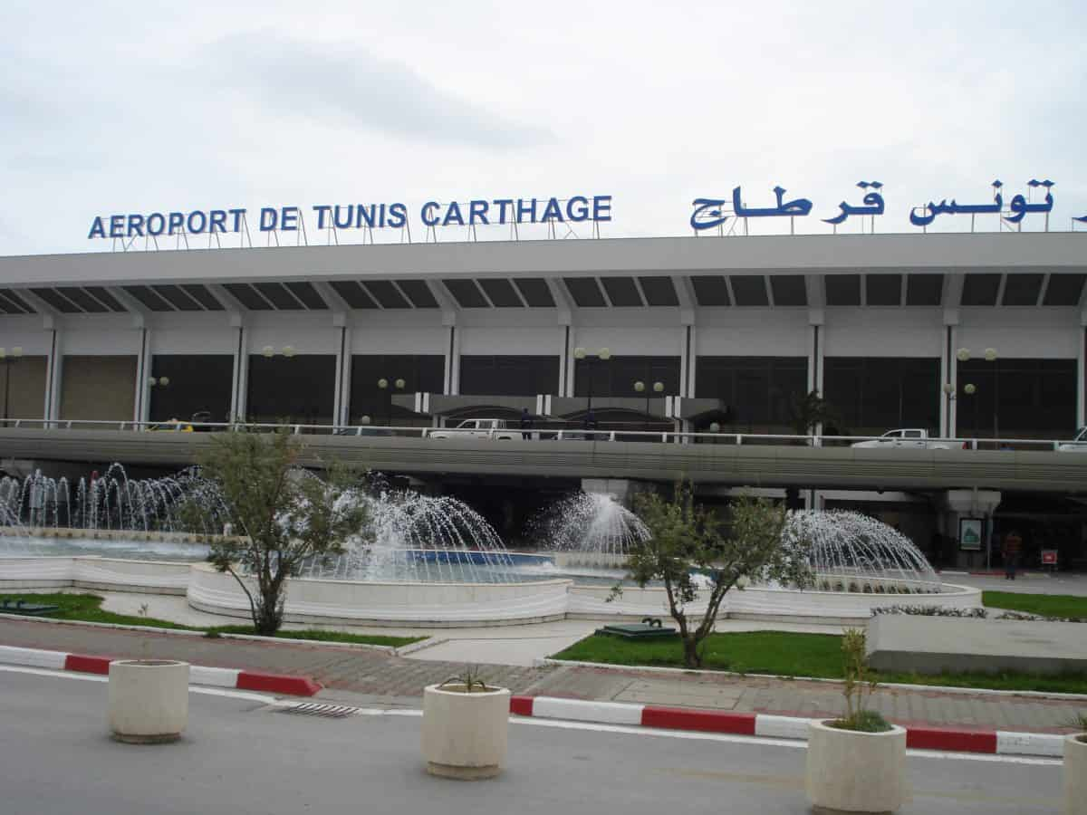 Tunis Carthage Airport Duty Free Featured Image