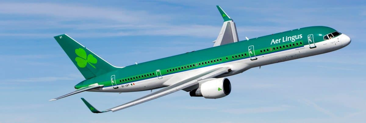 Aer Lingus duty free shopping Featured Image