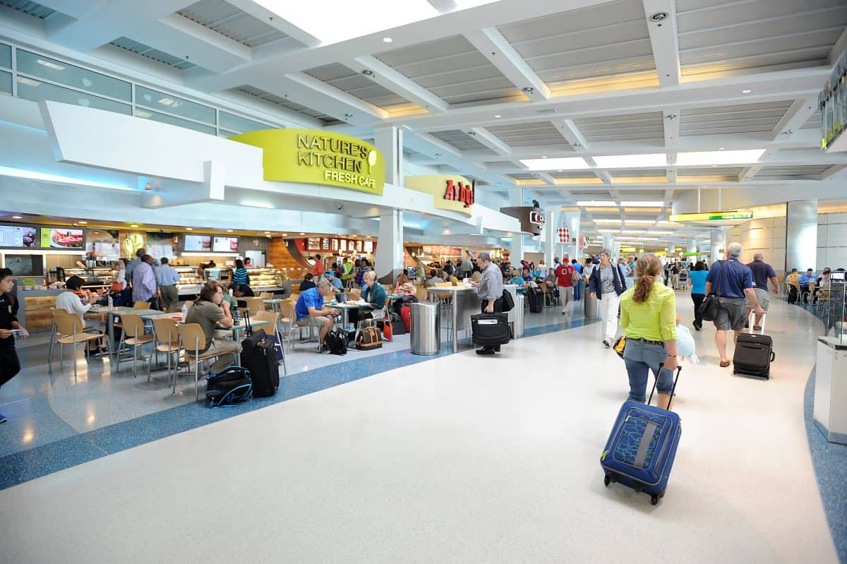 BWI Marshall Airport Duty Free