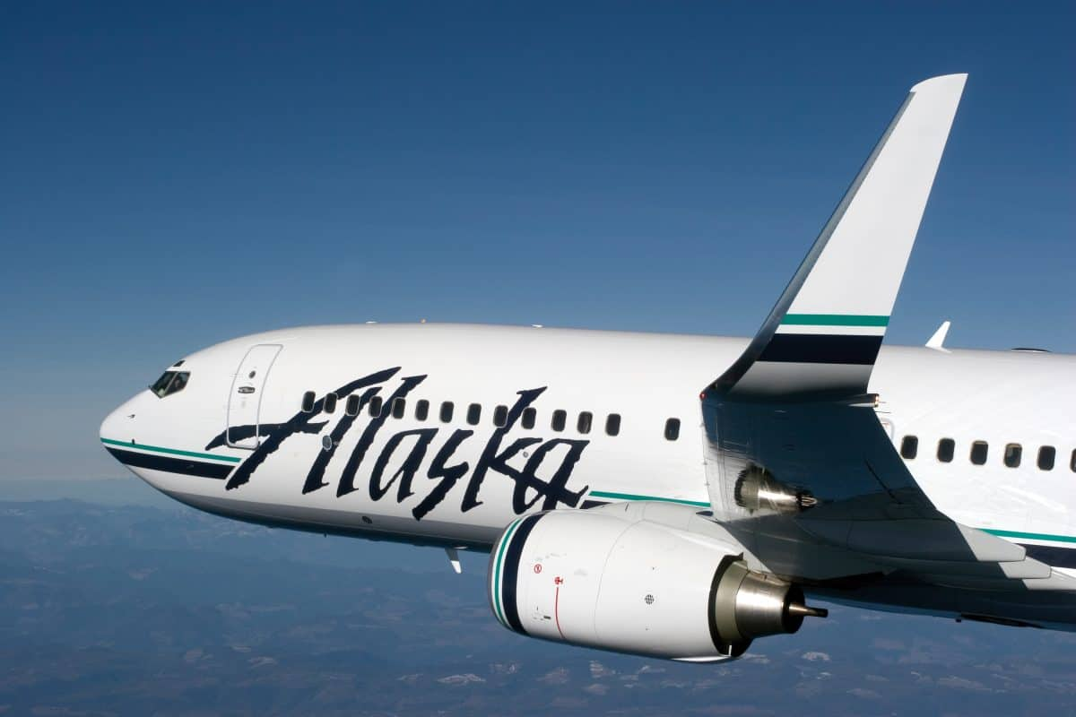 Alaska Airlines duty free shopping