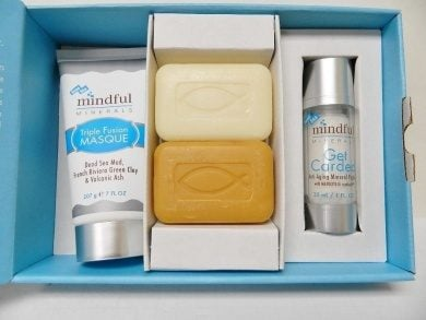 Beauty Mineral Skin Care Kit