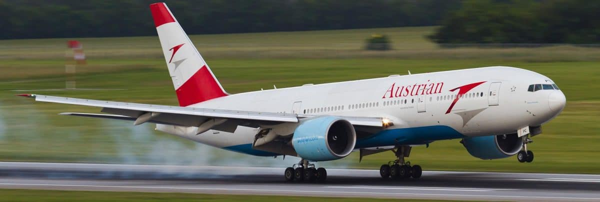 Austrian Airlines duty free shopping Featured Image