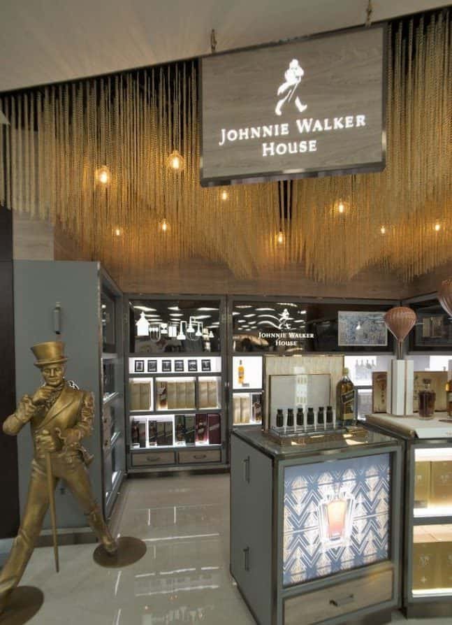'Whiskey Embassy' to open at Bahrain Airport