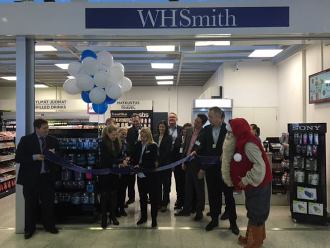 Helsinki gets first ever WHSmith store