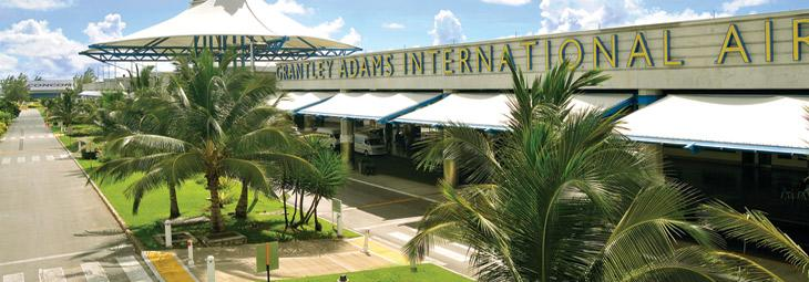 Barbados Grantley Adams Airport Duty Free