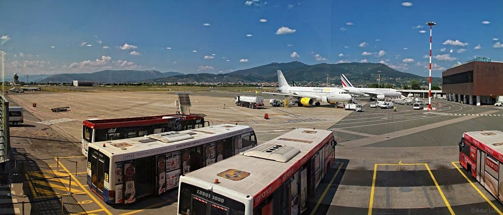 Florence Airport Duty Free