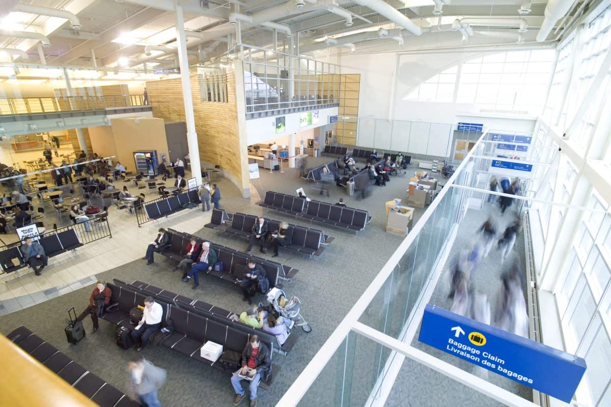 Greater Moncton Airport Duty Free