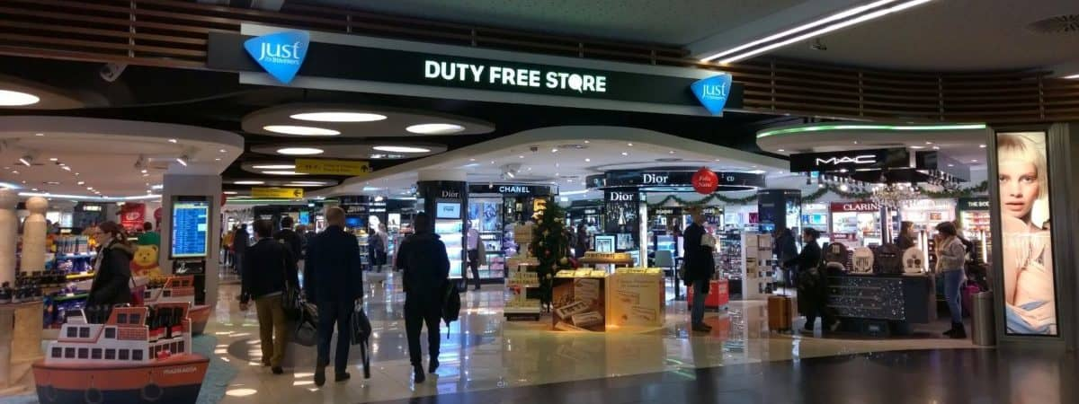 Lisbon Airport Duty Free