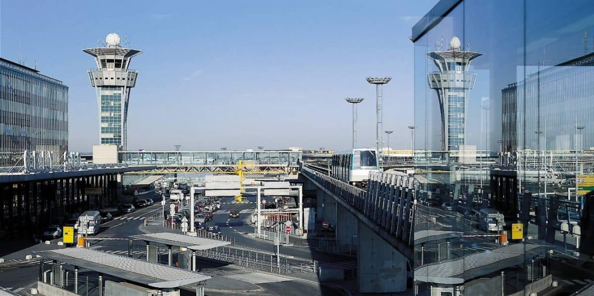 Paris Orly Airport Duty Free
