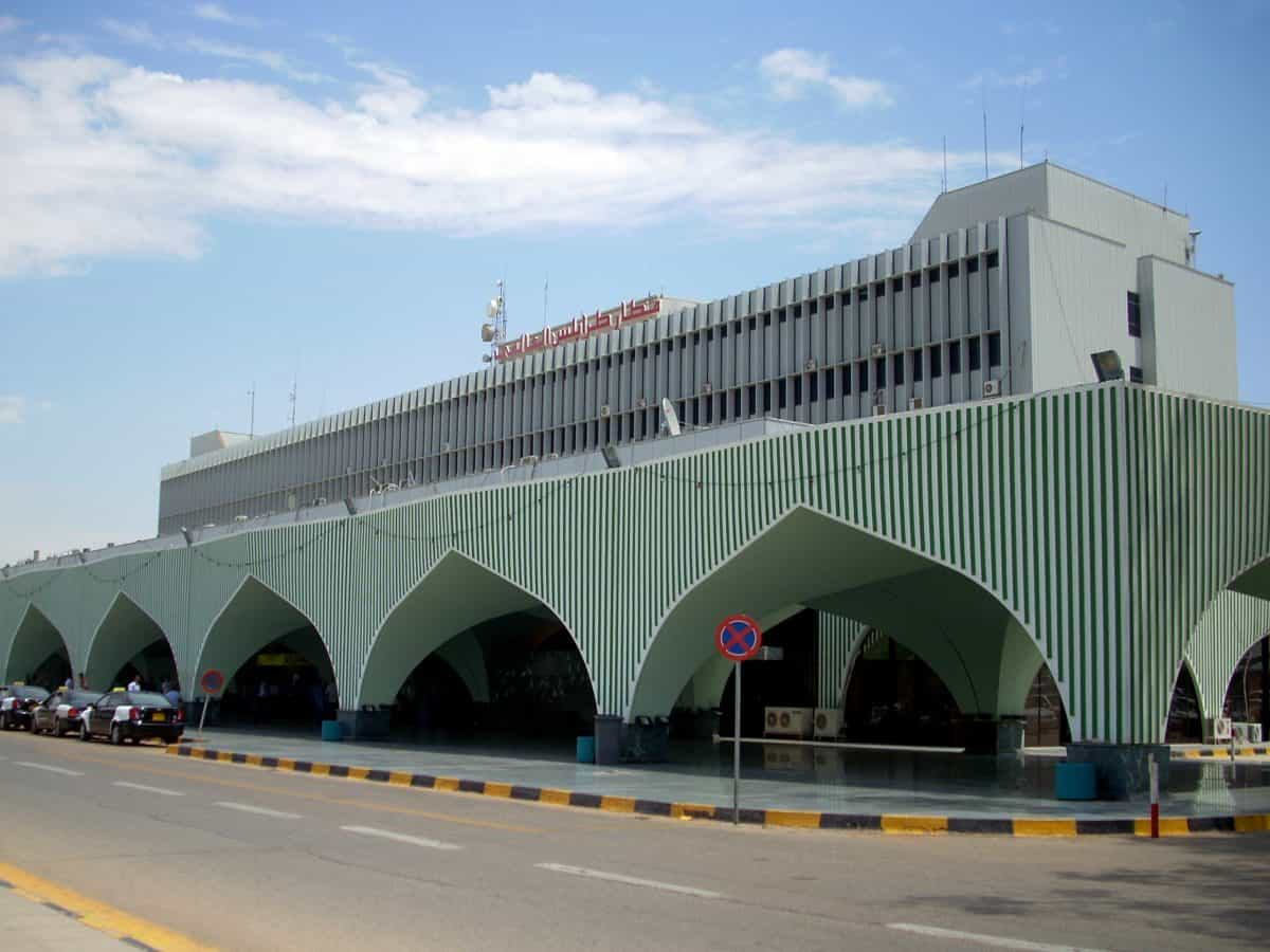 Tripoli Airport Duty Free Featured Image
