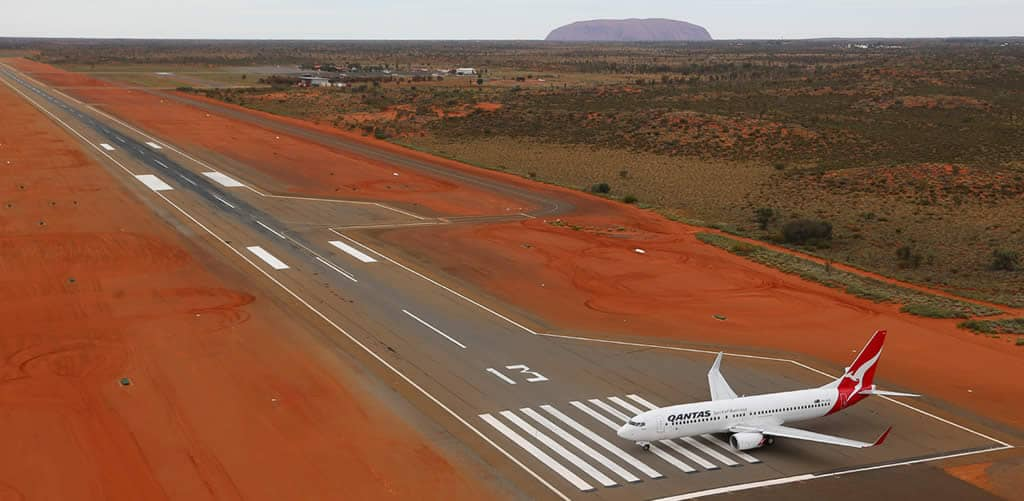 Ayers Rock Connellan Airport duty free