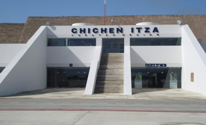 Chichen Itza International Airport duty free