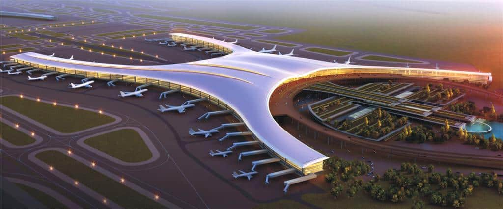 Chongqing Jiangbei International Airport Duty Free Ckg S
