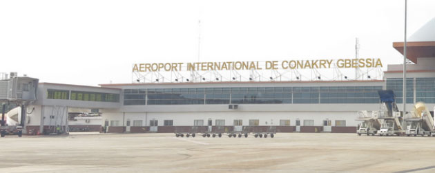 Conakry International Airport duty free Featured Image