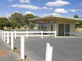 Corryong Airport duty free