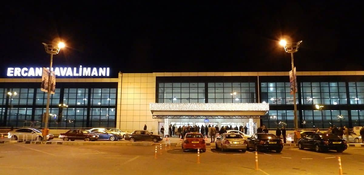 Ercan International Airport