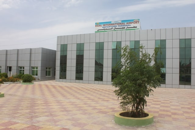 Hargeisa Egal International Airport duty free
