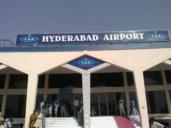 Hyderabad Airport duty free