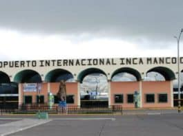Inca Manco Capac International Airport duty free