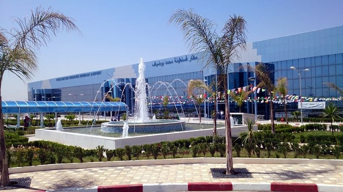 Mohamed Boudiaf International Airport duty free