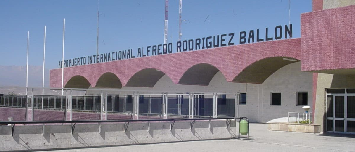 Rodríguez Ballón International Airport duty free
