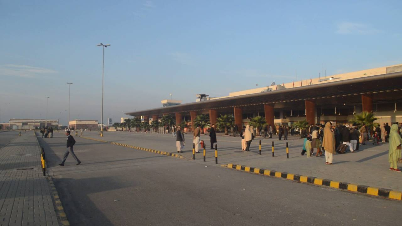 Sialkot Airport duty free