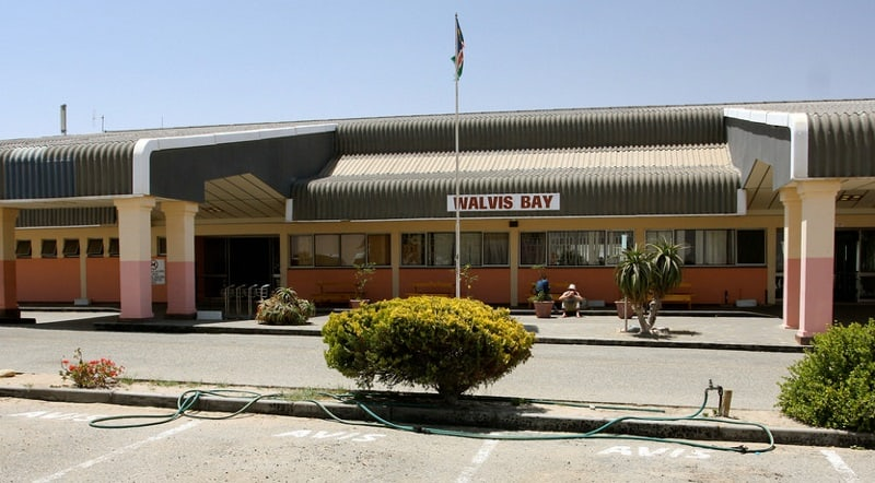 Walvis Bay Airport duty free Featured Image