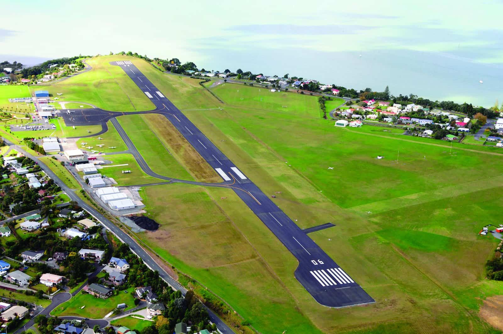 Whitianga Airport duty free