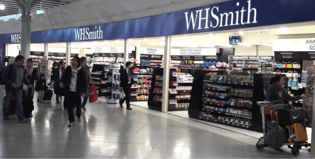 WHSmith Travel division posts strong sales growth from March to June