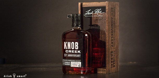 Knob Creek® Bourbon Celebrates 25 Years With Limited Edition Anniversary Release – American Whiskey News Featured Image