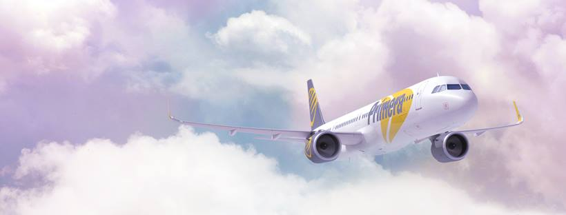 Primera Air duty free shopping