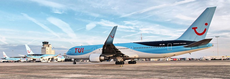 TUI fly Belgium duty free shopping