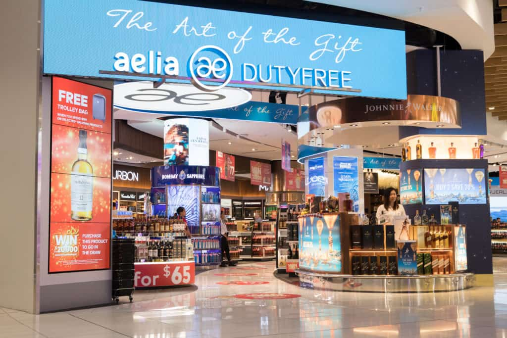 """Premium and accessible"": Lagardère Travel Retail hails opening of Auckland Airport departures duty free store"