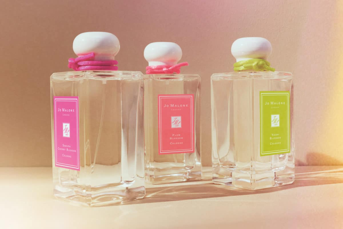 Jo Malone London brings limited edition florals to travel retail