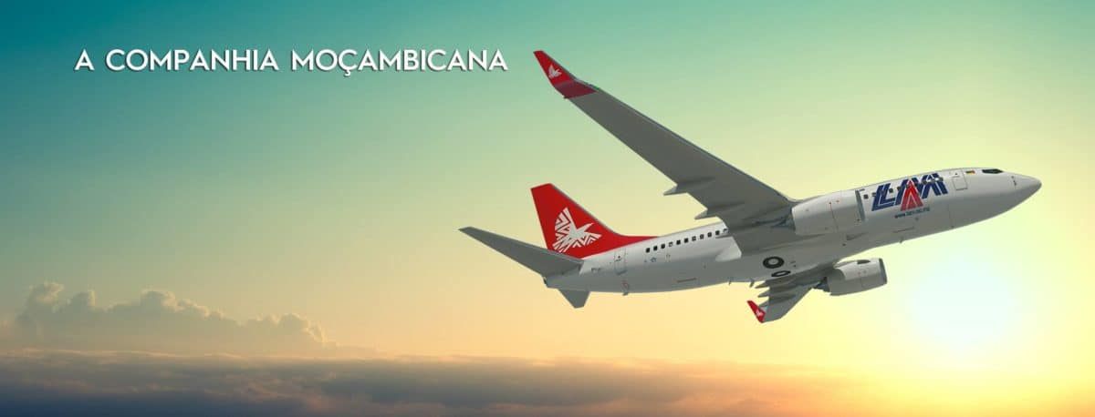 Mozambique Airlines duty free shopping