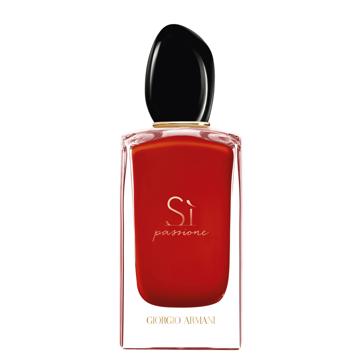 Giorgio Armani turns up the passion with latest Sì fragrance