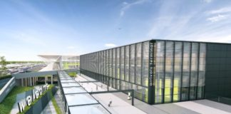 Stansted Unveils new Images of Arrivals Terminal